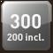 Pour 300 individus
