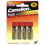 Pack 4 piles super alcaline LR6 AA 2600mA