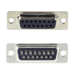 Connecteur DB15 Femelle à souder