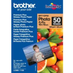 PAPIER PHOTO BRILLANT 10X15 (50 feuilles)