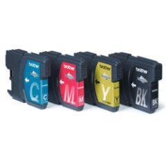 Pack Cartouche d'encre LC1100P 4 couleurs