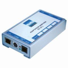 Adaptateur SNMP mini serveur WEB contacts secs