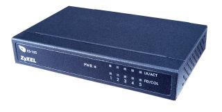 Switch Soho 5 ports 10/100Mbits
