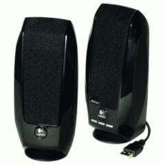 Haut parleurs 2.0 S-150 USB noir
