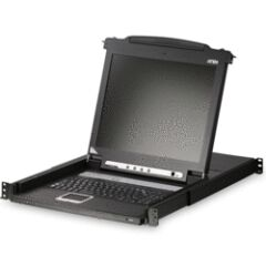 "Console KVM rackable TFT 17"" PS2/USB 8 ports"