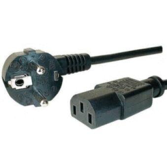 Câble d'alimentation secteur 5m 0.75mmý