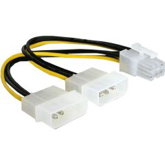 ADAPTATEUR ALIMENTATION INTERNE Molex PCI Express