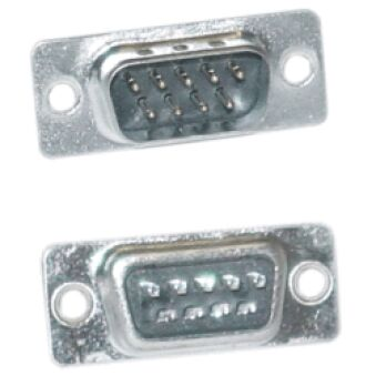 Connecteur DB9 Mâle à souder