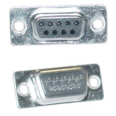 Connecteur DB9 Femelle à souder