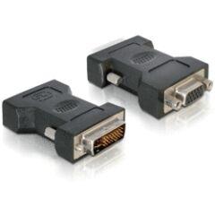 Adaptateur vidéo DVI-I Mâle / VGA Femelle