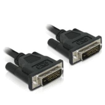 Câble vidéo DVI-D Mâle/Mâle DUAL LINK (24+1) 1.8m