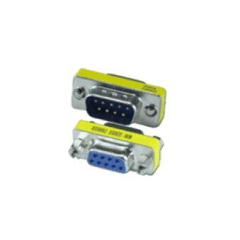 Adaptateur DB9 Mâle / Femelle