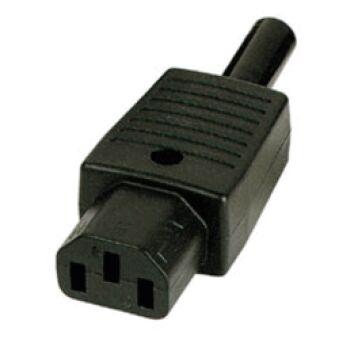 Fiche IEC-C13 Femelle 10A à monter