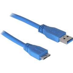 Câble USB 3.0 A Mâle / Micro B Mâle 2m