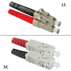 Jarretière OM2 LC/UPC SC/UPC Duplex Primacy 25m