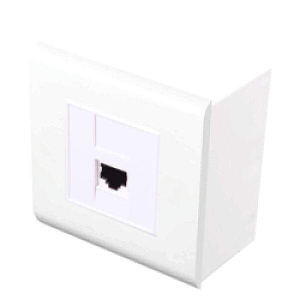 prise compl te 1 rj45 ftp cat 6 format legrand achat vente eonis 4966bc6. Black Bedroom Furniture Sets. Home Design Ideas