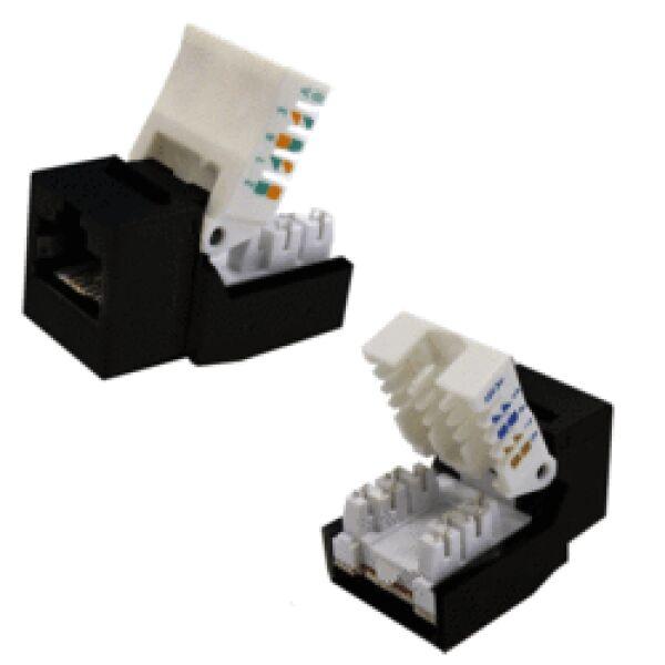 embase rj45 femelle utp cat 6 multi 110 achat vente eonis 4971c6. Black Bedroom Furniture Sets. Home Design Ideas