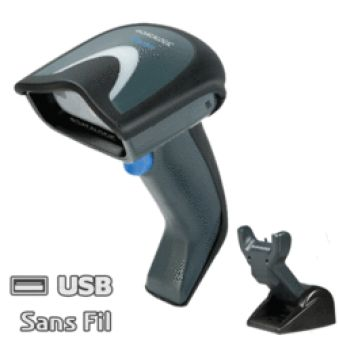 PISTOLET CODE BARRE CCD GRYPHON 4130 USB CORDLESS
