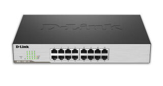 Switch Easy SMART, 16 Ports Giga