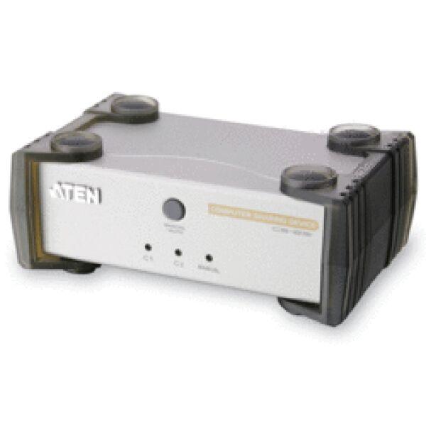 switch kvm 1uc 2 consoles usb automatique achat vente aten cs231. Black Bedroom Furniture Sets. Home Design Ideas