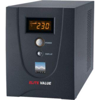 Onduleur ligne intéractive 2200VA Value 2200ELCDGP