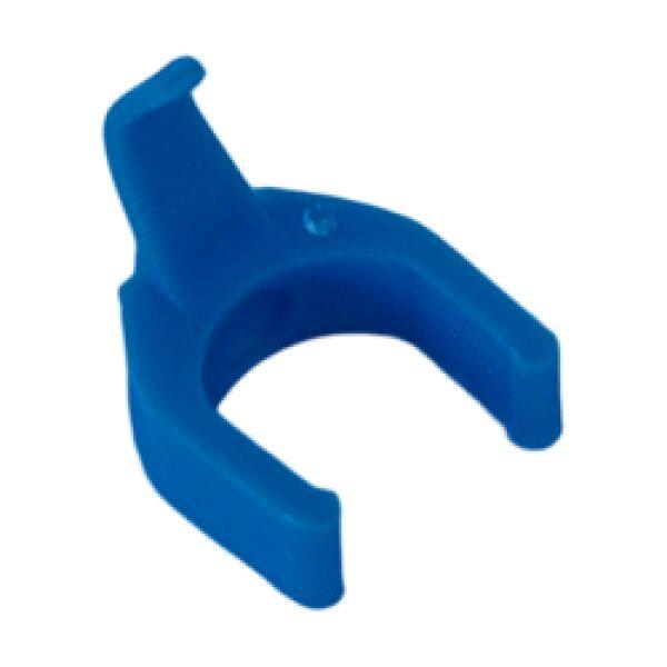 Bo te de 50 clips pour c bles patchsee bleu clair achat - Boite pour cacher les cables ...