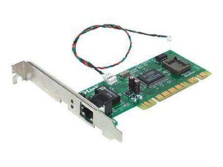 CARTE RESEAU PCI 10/100 Mbits DFE530 + LOW PROFILE