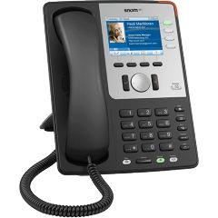 Téléphone SIP Snom 821 PoE 12 comptes noir