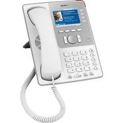 Téléphone SIP Snom 821 PoE 12 comptes gris