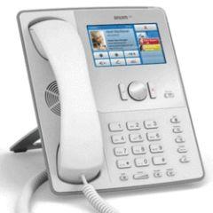 Téléphone SIP tactile Snom 870 12 comptes noir