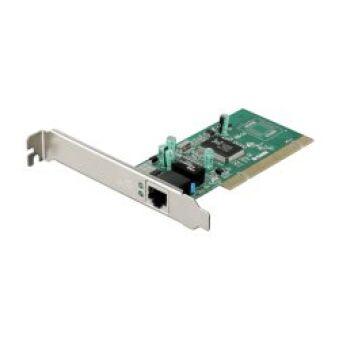 CARTE RESEAU PCI 1000Mbits ECO + LOW PROFILE