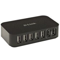 HUB USB 2.0 EXTERNE 7 PORTS DLINK