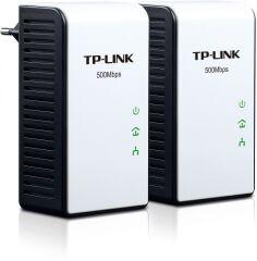 Kit 2 adapt. CPL 500Mbits ethernet Homeplug AV