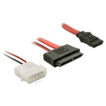 Kit de connexion Sata + Power / Micro Sata 16