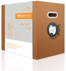 Boîte 305m 4 paires SF/UTP Cat 5e monobrin Outdoor