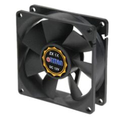 Ventilateur 80x80x25mm 2000-3000tr/mn roulement