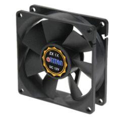 Ventilateur 80x80x25mm 2000-3000tr/mn roulement