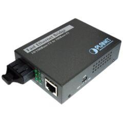 BRIDGE 10/100TX - 100Base-FX (SC) Single Mode 15KM