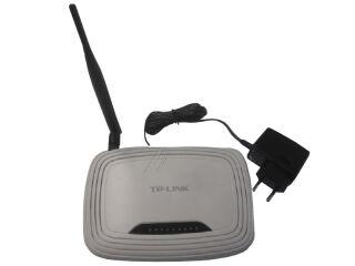 Routeur 1 Wan 4 Lan Wifi n 300Mbits ant. dét.