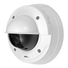 Caméra IP HD Dôme fixe J/N EXT antivandal P3367-VE