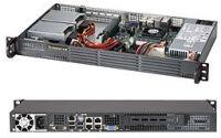 Serveur 1U I7 4 ports Lan I7-3612QE