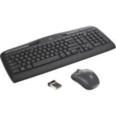 Ensemble clavier souris USB wireless MK330
