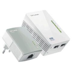 Kit CPL Wifi 500Mbits 1 adapt. Wifi + adapt. RJ45