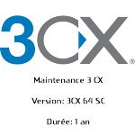 Maintenance 3CX Phone System 64SC 1 an
