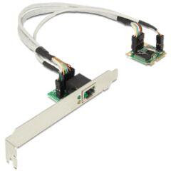 Carte réseau Gigabit MiniPCIe half size