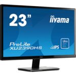 "Moniteur LED IPS 23"" Full HD VGA/DVI/ HDMI HP"