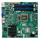 Carte mère Micro ATX X9SCM-F