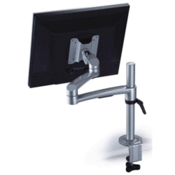 support de bureau pour 1 cran fa201 etau achat vente modernsolid 30410. Black Bedroom Furniture Sets. Home Design Ideas