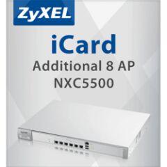 Licence d'exploitation pour 8 bornes sur NXC5500