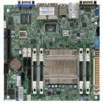 Carte mère SuperMicro A1SAI-2750F-O 8 coeurs 4 LAN